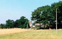 Landschappelijke aanleg rond de hoeve Prinsenbos