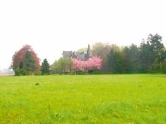 Villa Appelburg met tuin