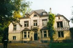 Villa Ter Hulst met siertuin