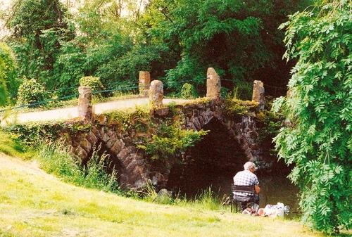 Domein van de abdij Vrouwenpark