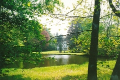Villa Bosquet met park
