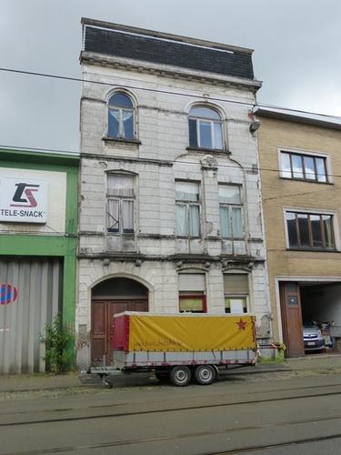 Gent Brusselsepoortstraat 79 (voorheen nummer 49)
