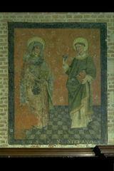 Muurschilderingen Onze-Lieve-Vrouwekapel