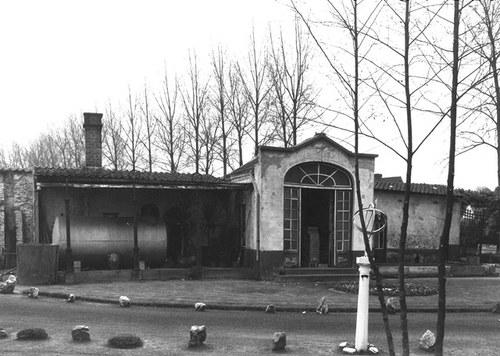 Burgerhuis en paviljoentje