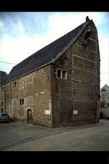 Mechelen Begijnenkerkhof 6 Exterieur, dwars- en langsgevel (https://id.erfgoed.net/afbeeldingen/20428)