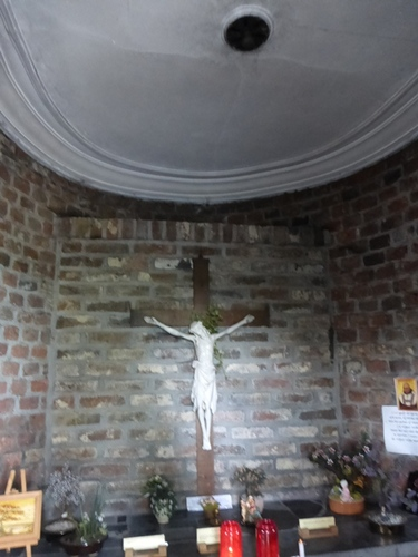 Landen Kruiskensstraat Kapel
