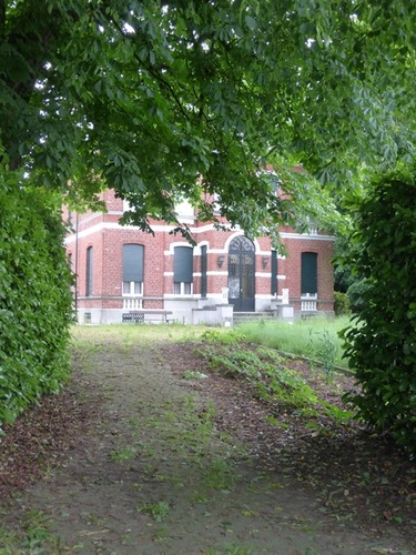 Gent Sint-Markoenstraat 28