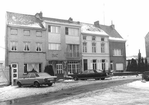 Gent Louis Van Houttestraat 25-33