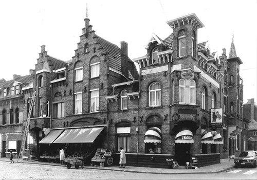 Gent Achterstraat 79-81, Bloemistenstraat 40-44