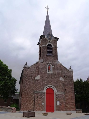 Kortessem Brandstraat zonder nummer Kerk