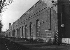 Spoorwegwerkplaats Atelier Central de Réparation