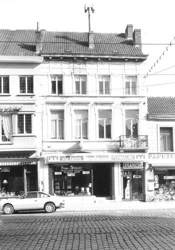 Gent Brusselsesteenweg 69-73