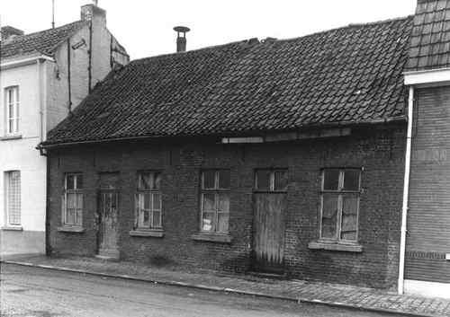 Gent Gérard Willemotlaan 112 (gesloopt)