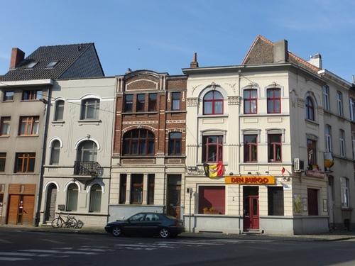 Gent Frans Spaestraat 2-6