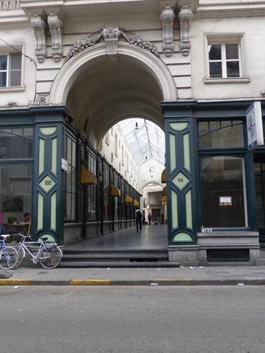 Gent Pieter Vanderdoncktdoorgang 1-10