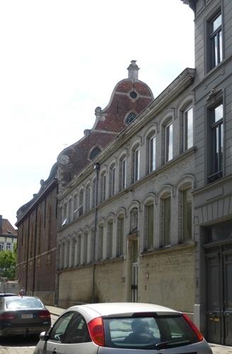 Gent Sint-Kristoffelstraat 1, Brabantdam zonder nummer