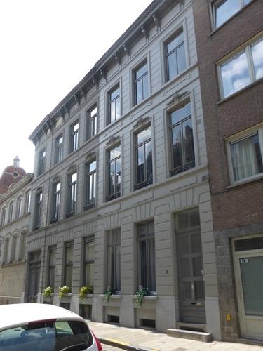 Gent Sint-Kristoffelstraat 5-7