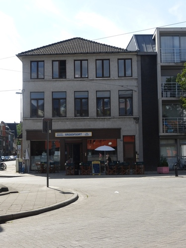 Gent Sint-Lievenspoortstraat 16-20