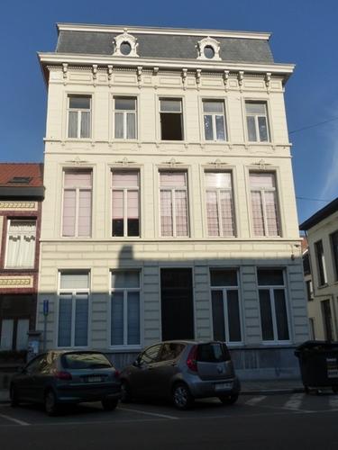Gent Sint-Lievenspoortstraat 42