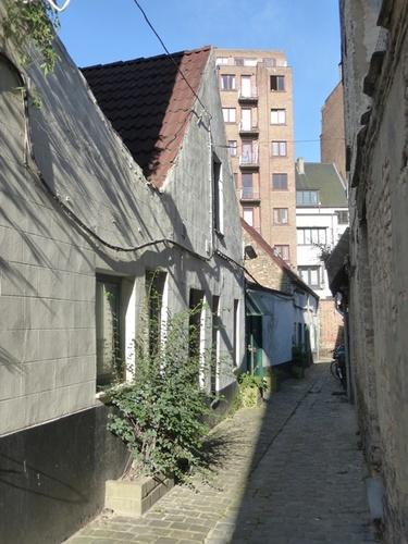 Gent Sint-Lievenspoortstraat 106-120