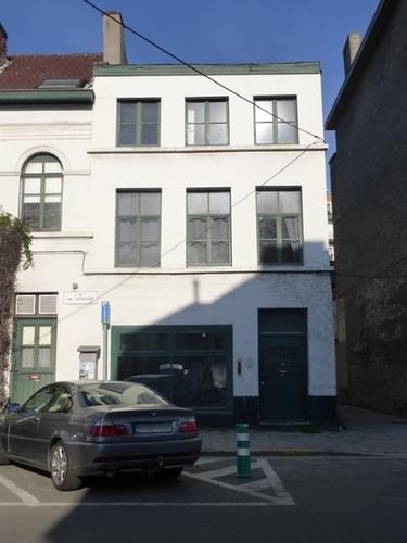 Gent Sint-Lievenspoortstraat 118-120