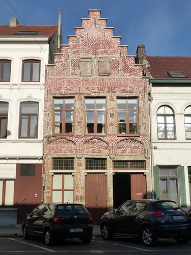 Gent Sint-Lievenspoortstraat 136