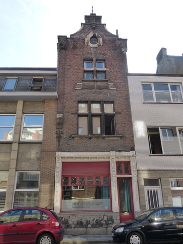 Gent Sint-Lievenspoortstraat 137