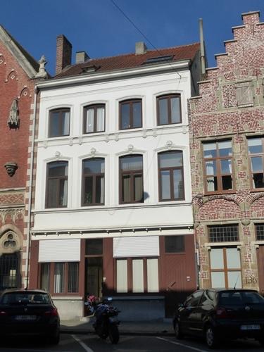 Gent Sint-Lievenspoortstraat 138-140