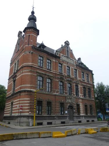 Gent Bisdomkaai 1A-B
