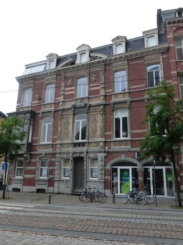 Gent Limburgstraat 18-20