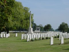 Railway Dugouts Burial Ground