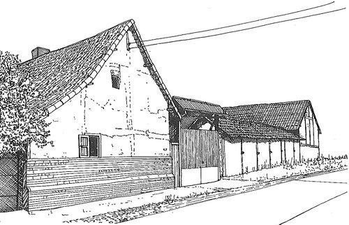 Redactiewerk aan de vastgestelde inventaris van het bouwkundig erfgoed