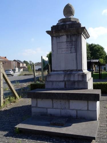 Sint-Anna-bron met brongebouw