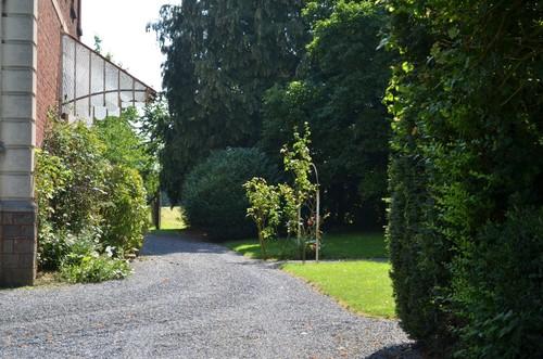 Eclectisch herenhuis met tuin