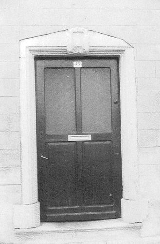 Bever Plaats 47 deur