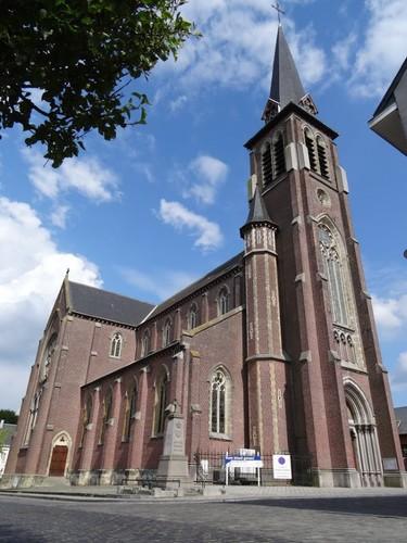 Haaltert Sint-Goriksplein zonder nummer Sint-Gorikskerk