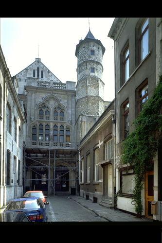 Antwerpen Twaalfmaandenstraat 1