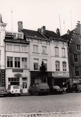 Gent Vlasmarkt 14-16