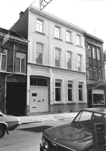 Sint-Niklaas Ankerstraat 143 (anno 2014: huisnummer 123)