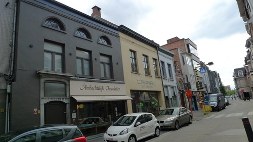 Sint-Niklaas Ankerstraat 39-45