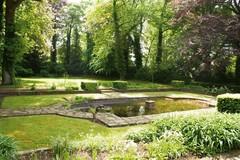Tuin van de villa Les Glycines