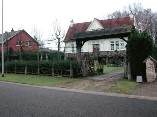 Tuin Villa Sprookje