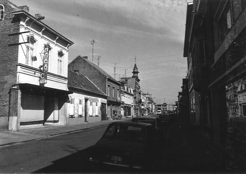 Sint-Gillis-Waas Kronenhoekstraat straatbeeld