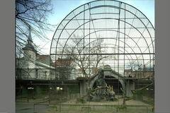 Dierentuin  - Roofvogelkooien