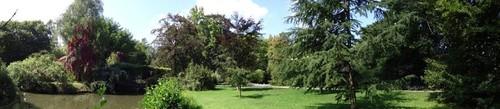 Aalst Parklaan zonder nummer Stadspark