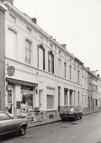 Gent Gentbrugge Sasstraat 44-54