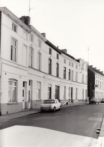 Gent Ledeberg Driesstraat straatbeeld