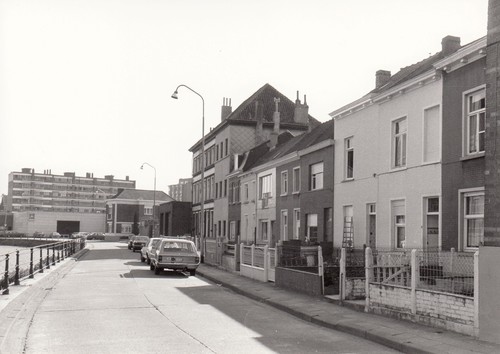 Gent Ledeberg Fransevaart straatbeeld