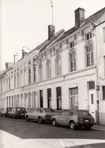 Gent Ledeberg Harmoniestraat 13-23