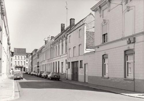 Gent Ledeberg Harmoniestraat 1-23